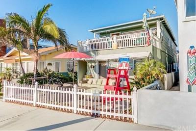 Newport Beach CA Single Family Home Active Under Contract: $3,299,900