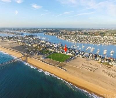 Newport Beach CA Multi Family Home Active Under Contract: $3,299,900