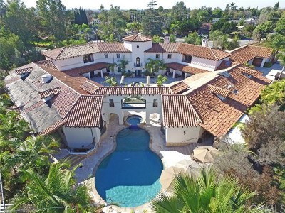Whittier Single Family Home For Sale: 14917 La Cuarta Street