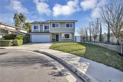 Irvine Single Family Home For Sale: 14972 Geneva Street