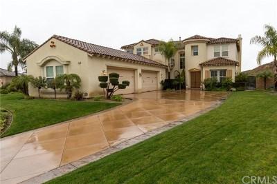 Colton Single Family Home For Sale: 3001 Tiffany Lane