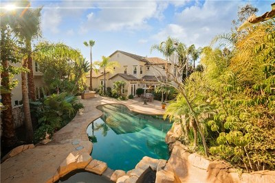 Tustin Single Family Home For Sale: 11732 Beswick Place