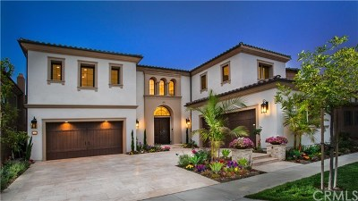 Irvine Single Family Home For Sale: 109 Tranquil Heights