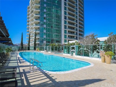 Marquee At Park Place (Marq) Condo/Townhouse Active Under Contract: 3131 Michelson Drive #304