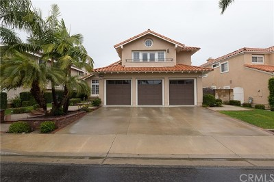 Tustin Single Family Home Active Under Contract: 2211 Marselina