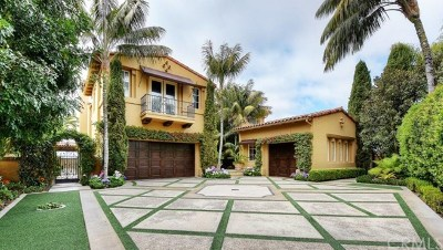 Montecito (Mont) Single Family Home For Sale: 1 Via Brezza