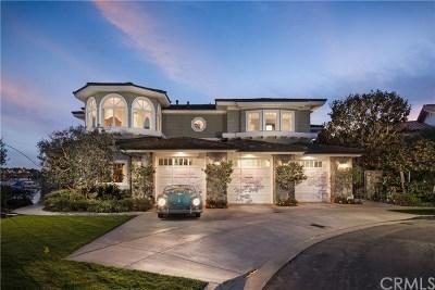 Newport Beach Single Family Home For Sale: 201 N Star Lane