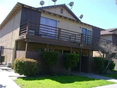Anaheim Multi Family Home Active Under Contract: 432 W Orangewood Avenue