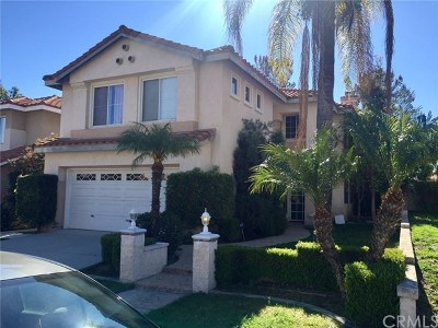 Rancho Santa Margarita CA Single Family Home Active Under Contract: $535,000