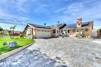 Anaheim Single Family Home For Sale: 2081 S Janette Lane