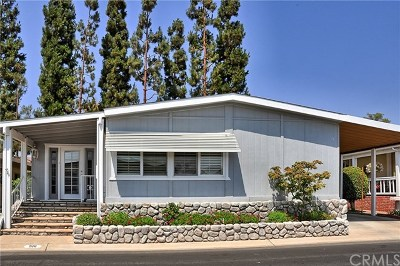 Irvine Mobile Home For Sale: 5200 Irvine Blvd.