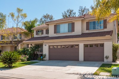 Orange County Single Family Home For Sale: 81 Legacy