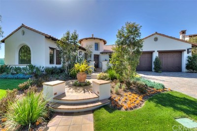 Ladera Ranch Single Family Home For Sale: 5 Columnar Street
