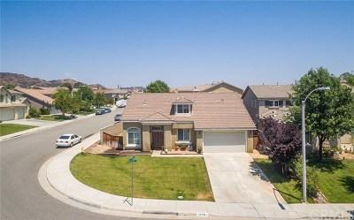 Wildomar Single Family Home For Sale: 35788 Arnett Road