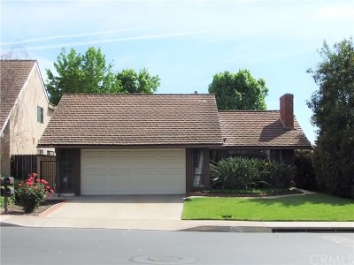 Lake Forest Single Family Home For Sale: 21982 Raintree Lane