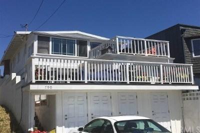 Laguna Beach Multi Family Home For Sale: 777 S Coast Highway