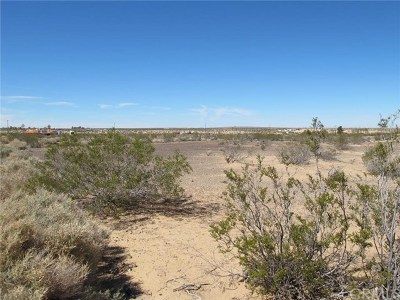 Helendale Residential Lots & Land For Sale: Bonanza Trail