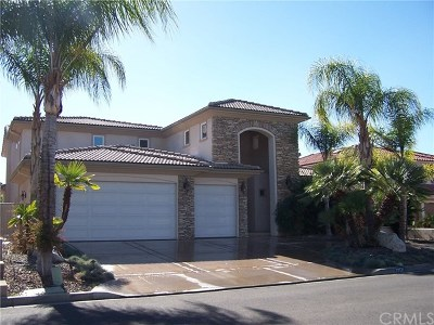 Canyon Lake Single Family Home For Sale: 22521 Bass Place