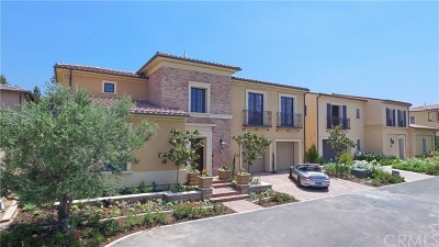 Irvine Single Family Home For Sale: 121 Treasure
