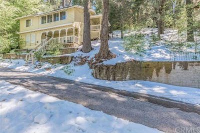 Lake Arrowhead Single Family Home For Sale: 28387 Larchmont Lane