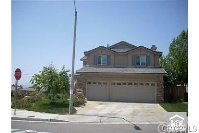 Murrieta CA Single Family Home For Sale: $455,000