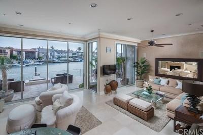 Newport Beach Single Family Home For Sale: 701 Bayside Drive