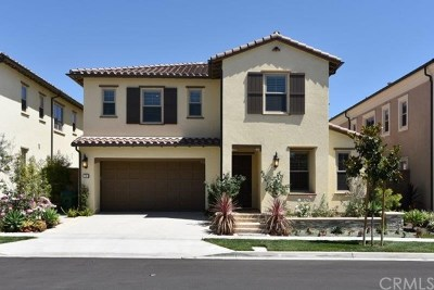 Irvine CA Single Family Home For Sale: $1,538,000