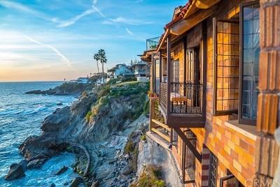 Laguna Beach Single Family Home For Sale: 2529 S Coast Hwy