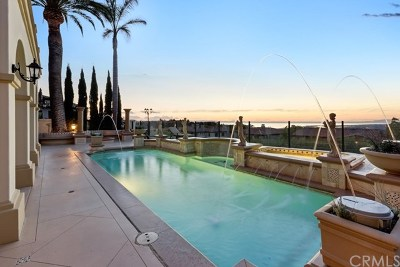 Newport Coast Rental For Rent: 7 Vista Luci