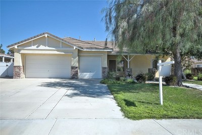 Murrieta Single Family Home For Sale: 42431 Dusty Trail