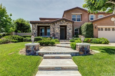 Fontana Single Family Home For Sale: 4596 Creekside Lane