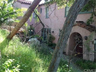 Pasadena Single Family Home Active Under Contract: 81 Grace