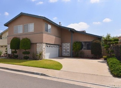 Anaheim Single Family Home For Sale: 1654 S Tiara Way