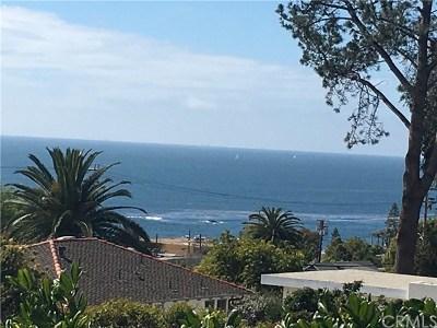 Laguna Beach Single Family Home For Sale: 374 Radcliffe Court