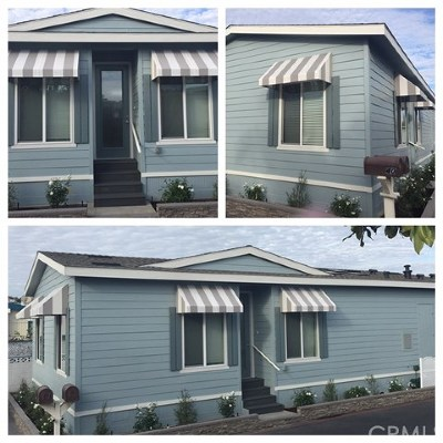 Newport Beach Mobile Home For Sale: 42 Saratoga