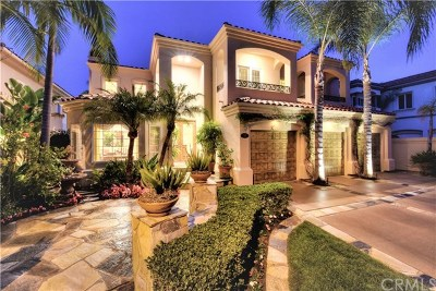 Laguna Niguel Single Family Home For Sale: 12 Santa Barbara Place