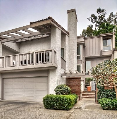 Irvine Condo/Townhouse For Sale: 4 Rustling Wind #2