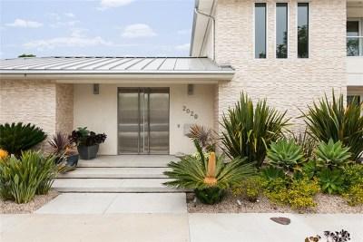 Single Family Home For Sale: 2020 E Balboa Boulevard