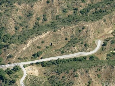 Trabuco Canyon Residential Lots & Land For Sale: 30431 Shelter Canyon Road