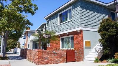 Newport Beach Multi Family Home For Sale: 1544 Miramar Drive
