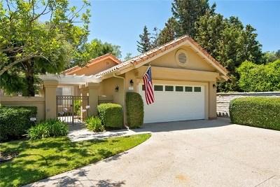 Coto De Caza Single Family Home For Sale: 1 Via Candelaria