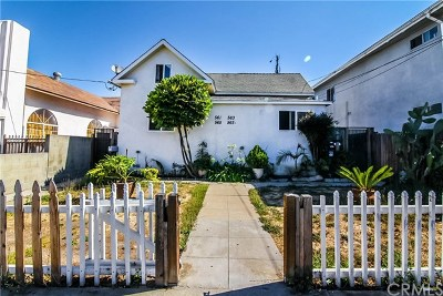 San Pedro Multi Family Home For Sale: 563 W 12th Street