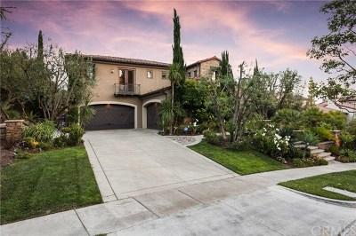 Irvine Single Family Home For Sale: 24 Crest Terrace