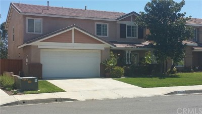 Corona CA Single Family Home For Sale: $495,000