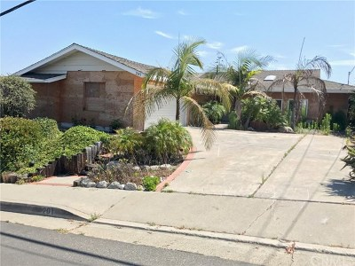 San Clemente Single Family Home For Sale: 201 Avenida Salvador