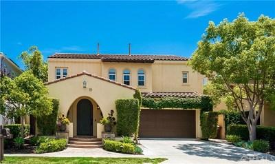 San Clemente Single Family Home For Sale: 18 Via Destino