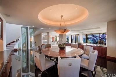 Newport Coast Single Family Home For Sale: 7 Rim Ridge