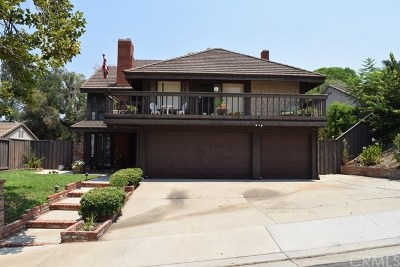 San Dimas Single Family Home For Sale: 1416 Paseo Gracia