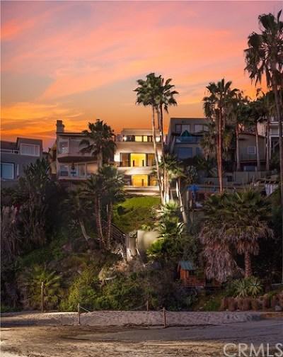 Laguna Beach Single Family Home For Sale: 31897 Circle Drive