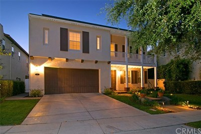 Ladera Ranch Single Family Home For Sale: 15 Winfield Drive